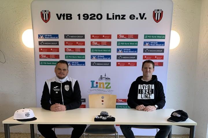 Trainergespann der 2. Mannschaft verlängert für die Saison 2021/2022