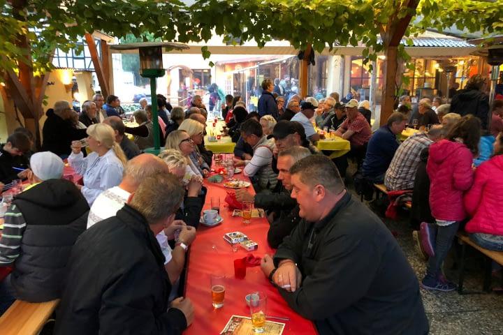 VfB Linz - Planwagentour Alte Herren