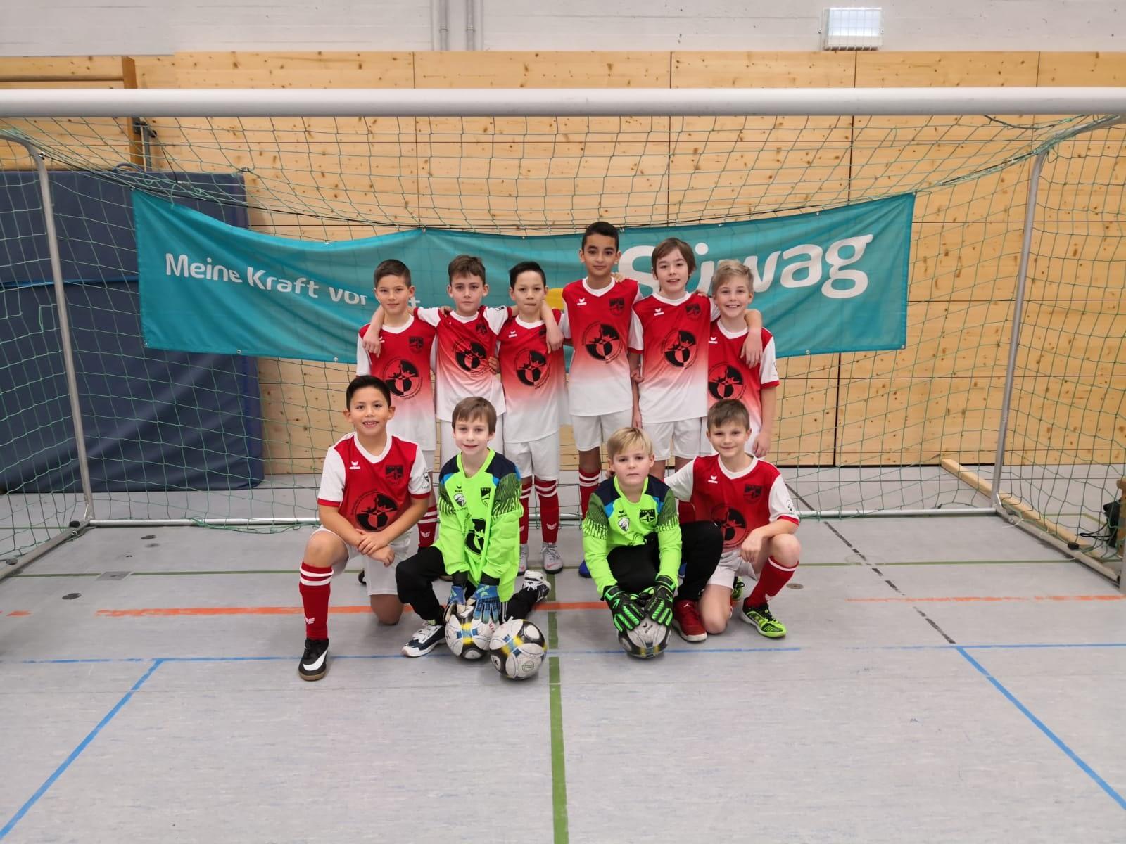 E-Junioren U11 - TuS 05 Oberpleis - Süwag Hallencup 2020