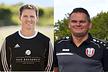 Das neue Trainergespann der Linzer Reserve in der Saison 2020/2021