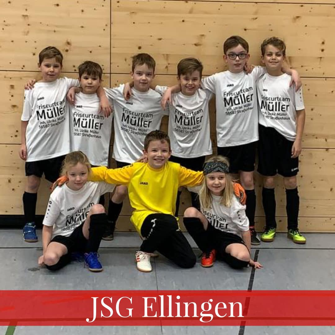 F-Junioren - JSG Ellingen