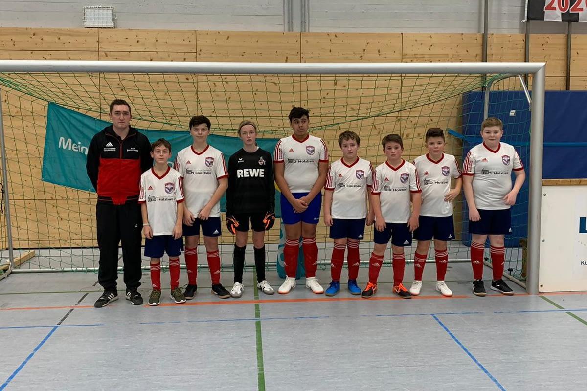 D-Junioren U13 - JSG Güllesheim