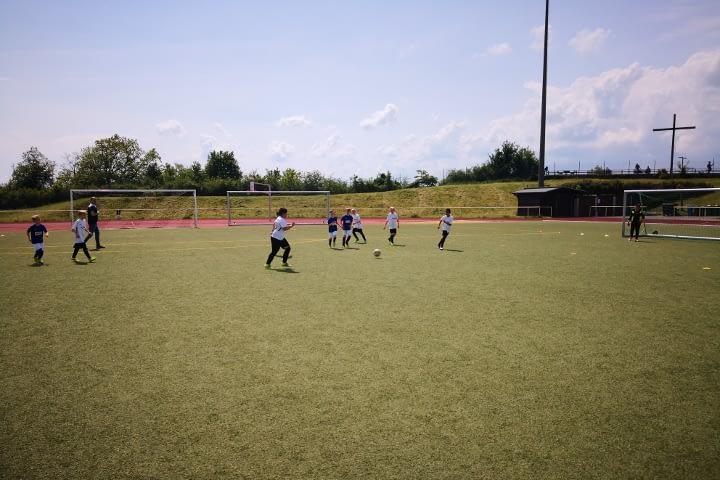 E1-Junioren: VfB Linz - SV Thalhausen