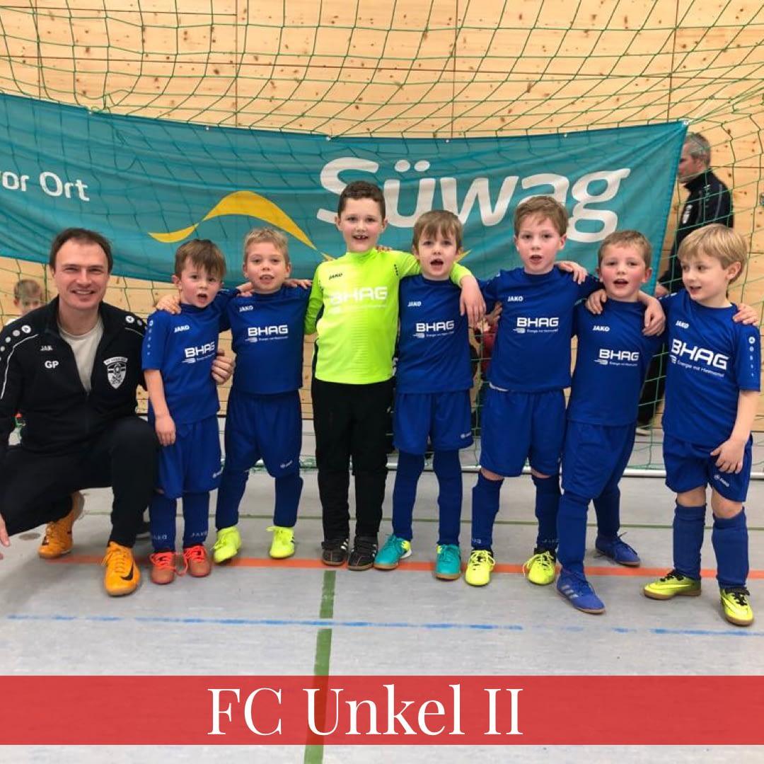 Bambinis - FC Unkel II