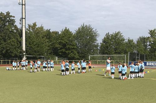 Fußball Feriencamp Sommer 2020