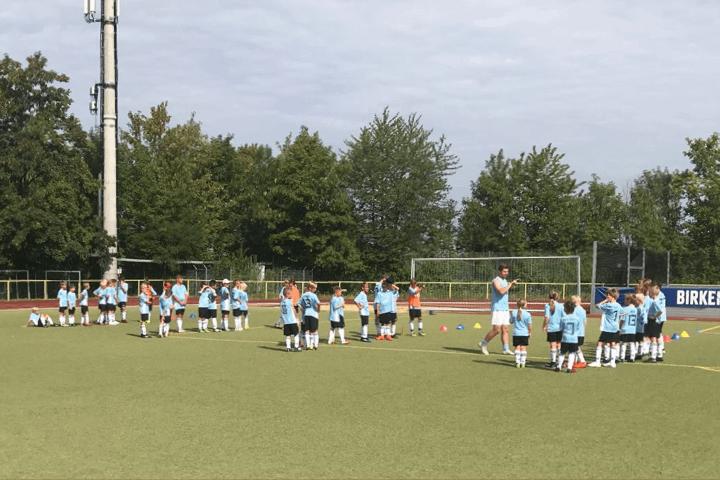 VfB Linz Fußball Feriencamp 2020