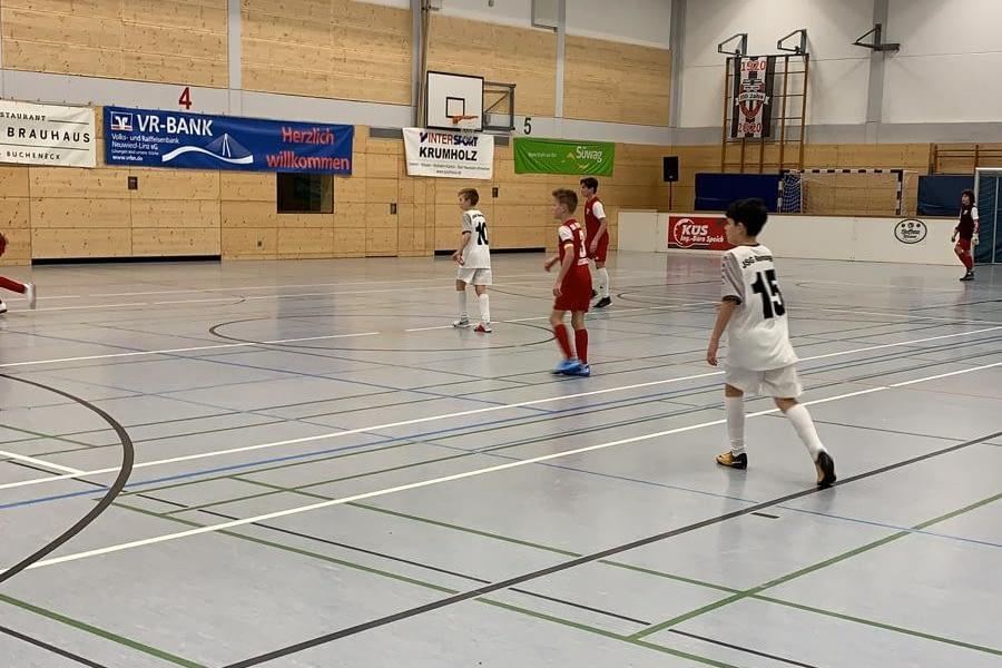 D-Junioren U13 - Süwag Hallencup 2020