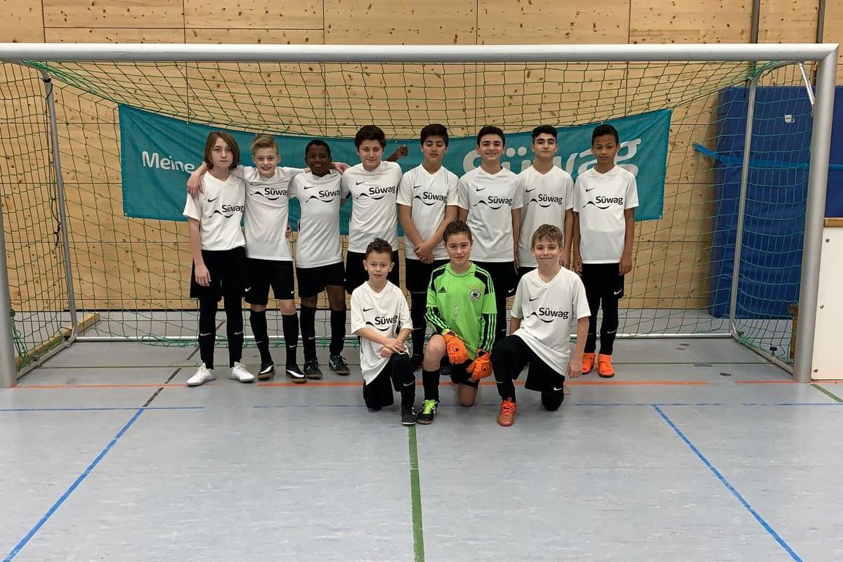 D-Junioren U13 - JSG Rheinbrohl