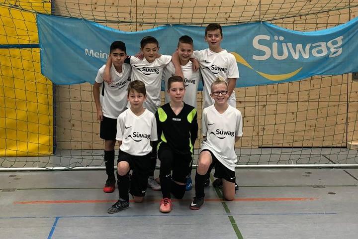 D1-Junioren - JSG Rheinbrohl/Linz - Hallenkreusmeisterschaft 2018/2019