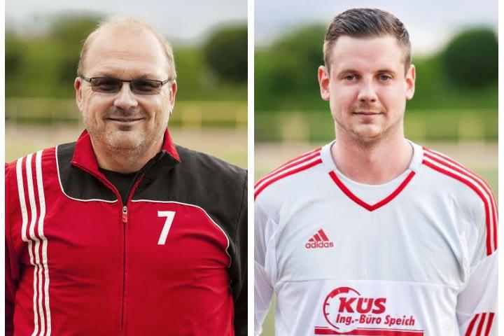Trainerteam Bernd Rechmann und Norman Nehlert