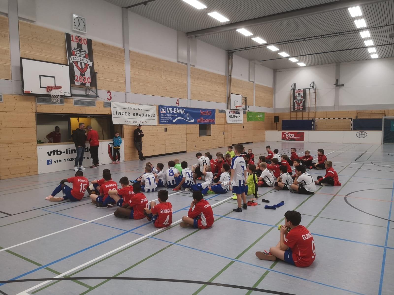 E-Junioren U11 - Süwag Hallencup 2020
