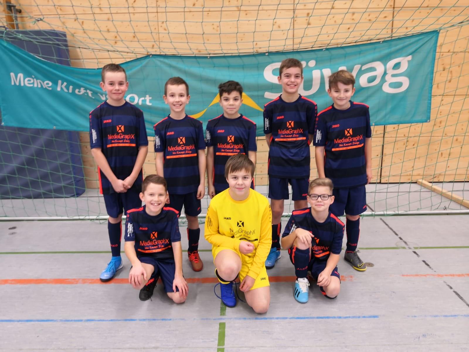 E-Junioren U11 - JSG Altenkirchen - Süwag Hallencup 2020
