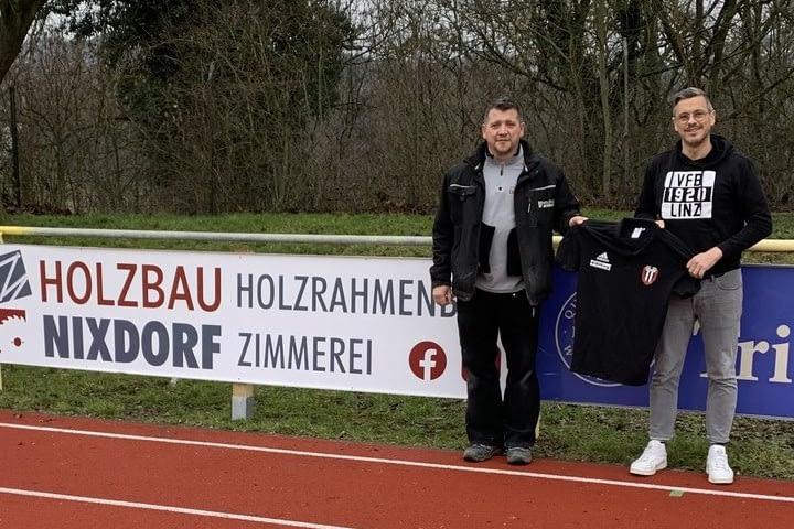 Sponsor Holzbau Nixdorf