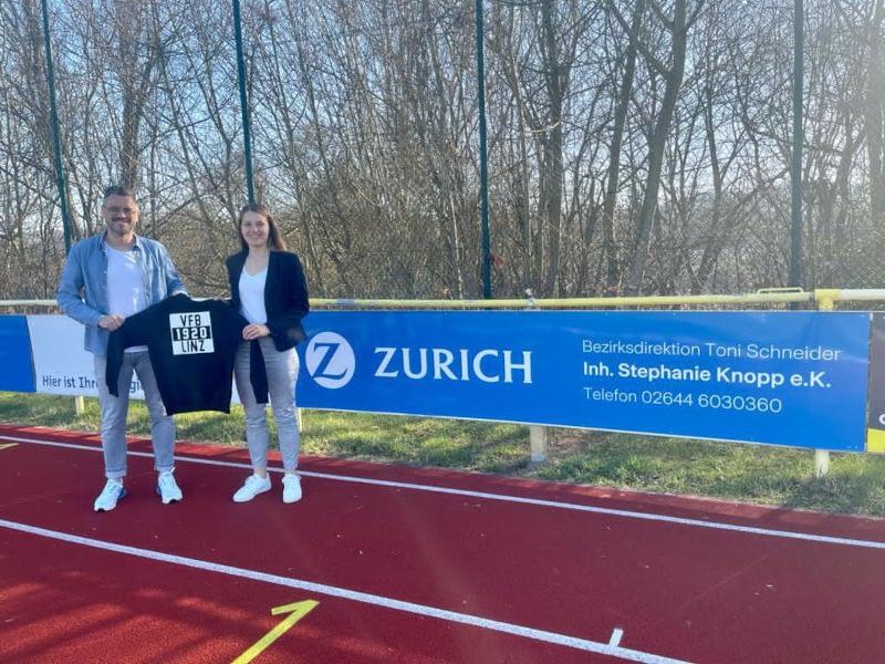 Sponsor Zurich Versicherung