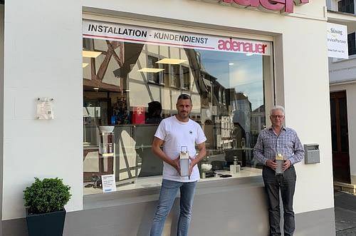 VfB Linz startet Trainingsbetrieb mit Hygienemaßnahmen