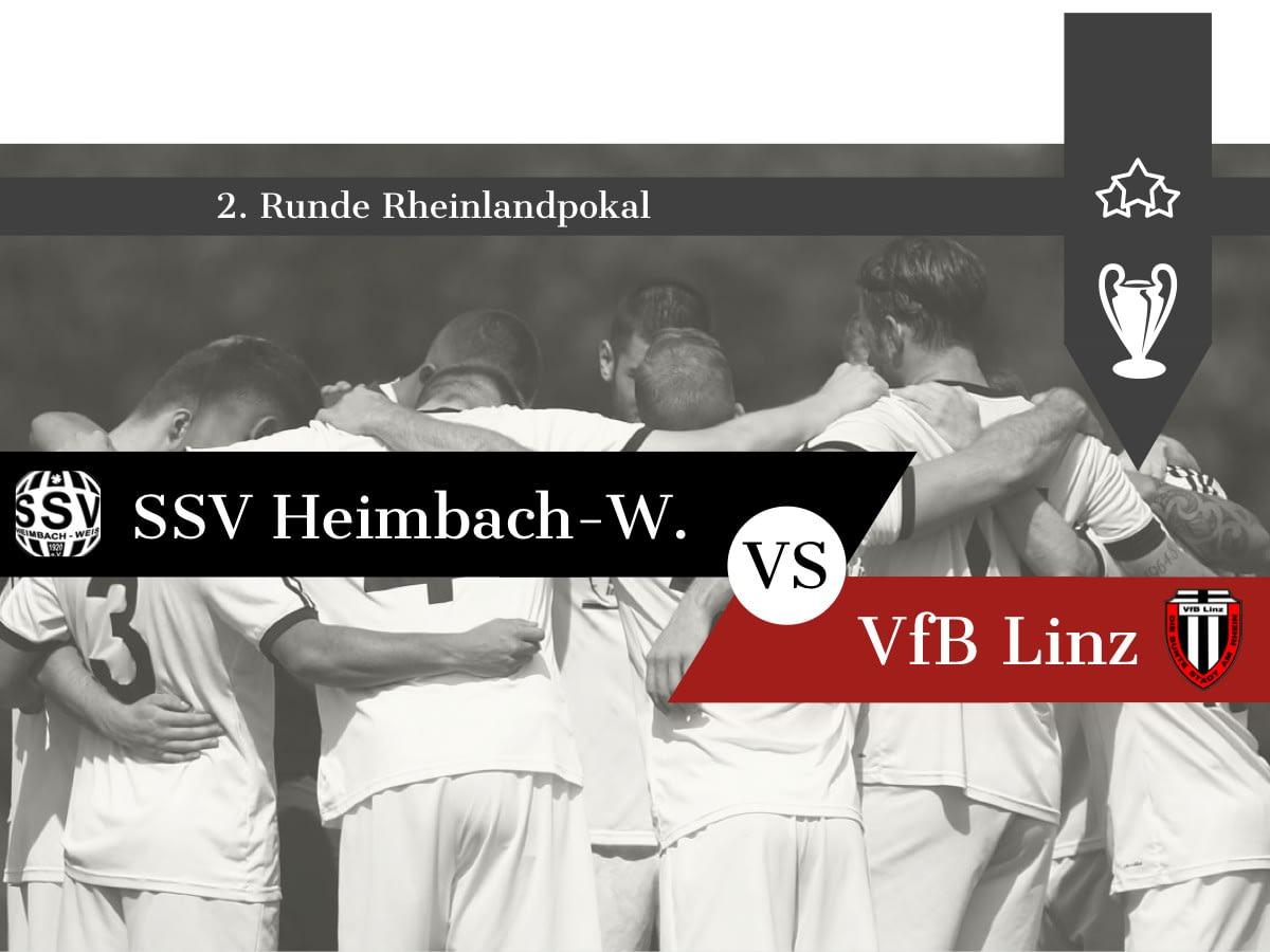 Spielankündigung: SSV Heimbach-Weis - VfB Linz