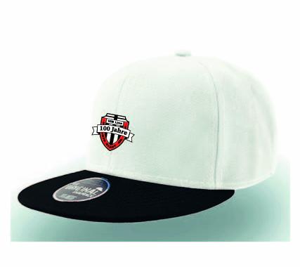 VfB Linz - 100 Jahre Fankollektion - Cap weiß AT603