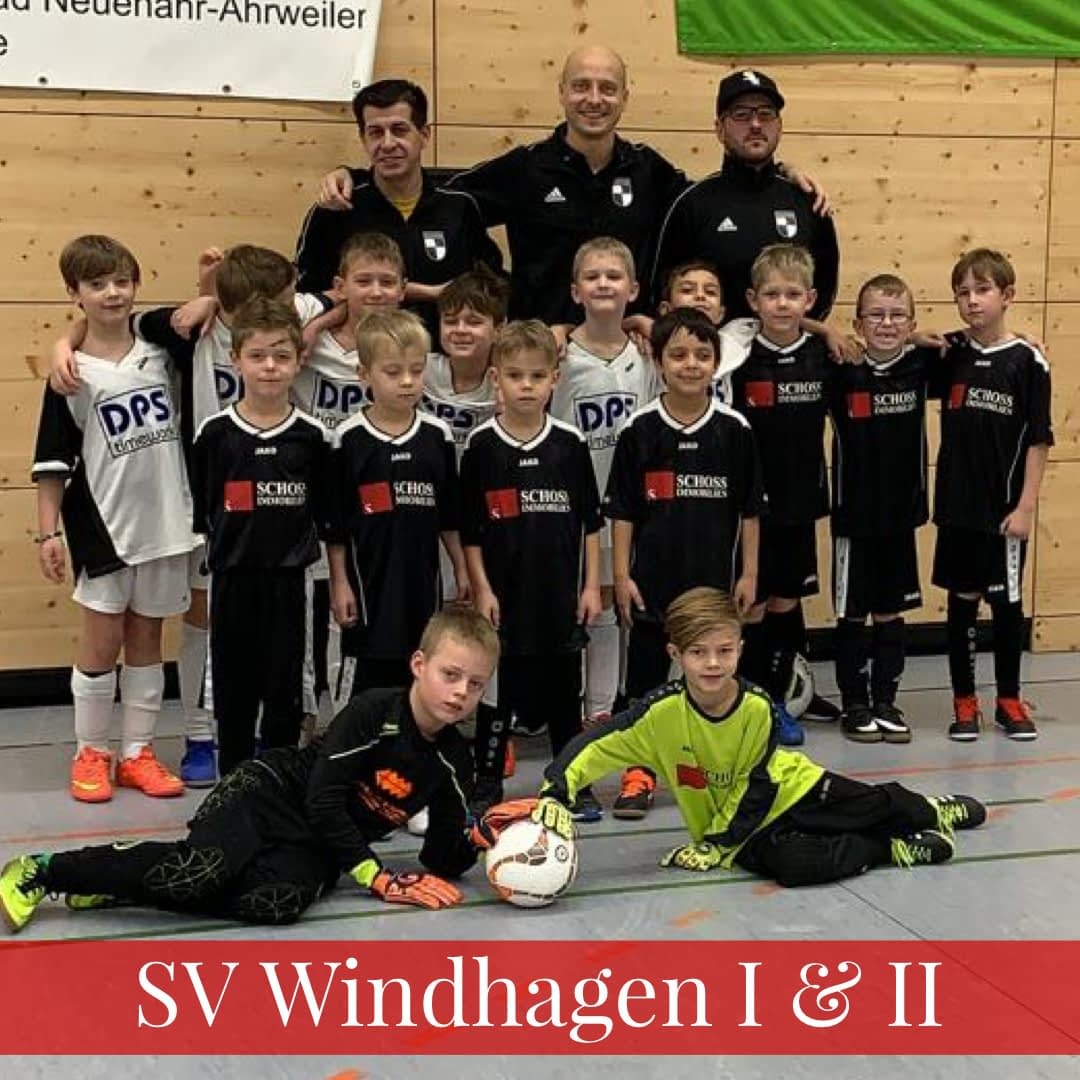 F-Junioren - SV Windhagen
