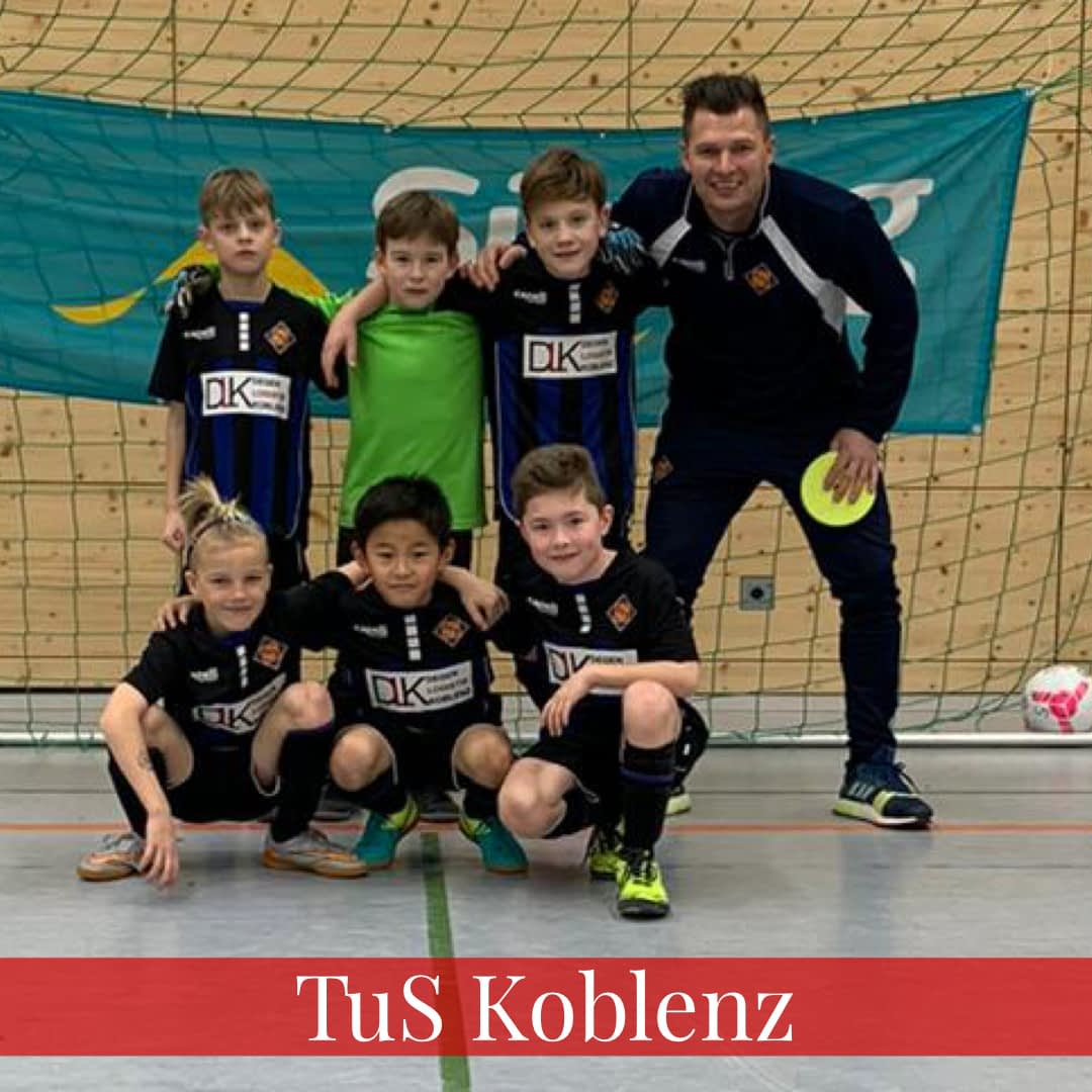 F-Junioren - TuS Koblenz