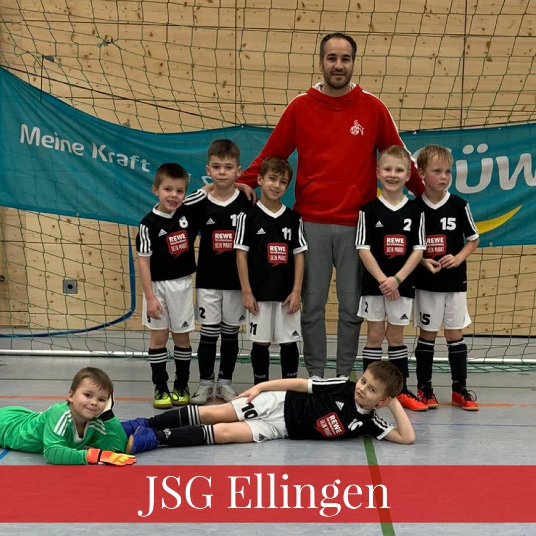 Bambinis - JSG Ellingen