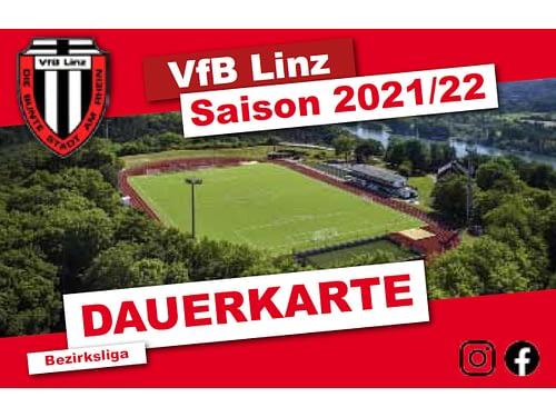 Dauerkartenaktion Saison 2021/2022