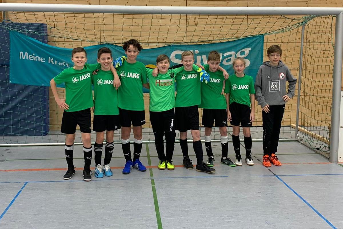 D-Junioren U13 - JSG Rengsdorf
