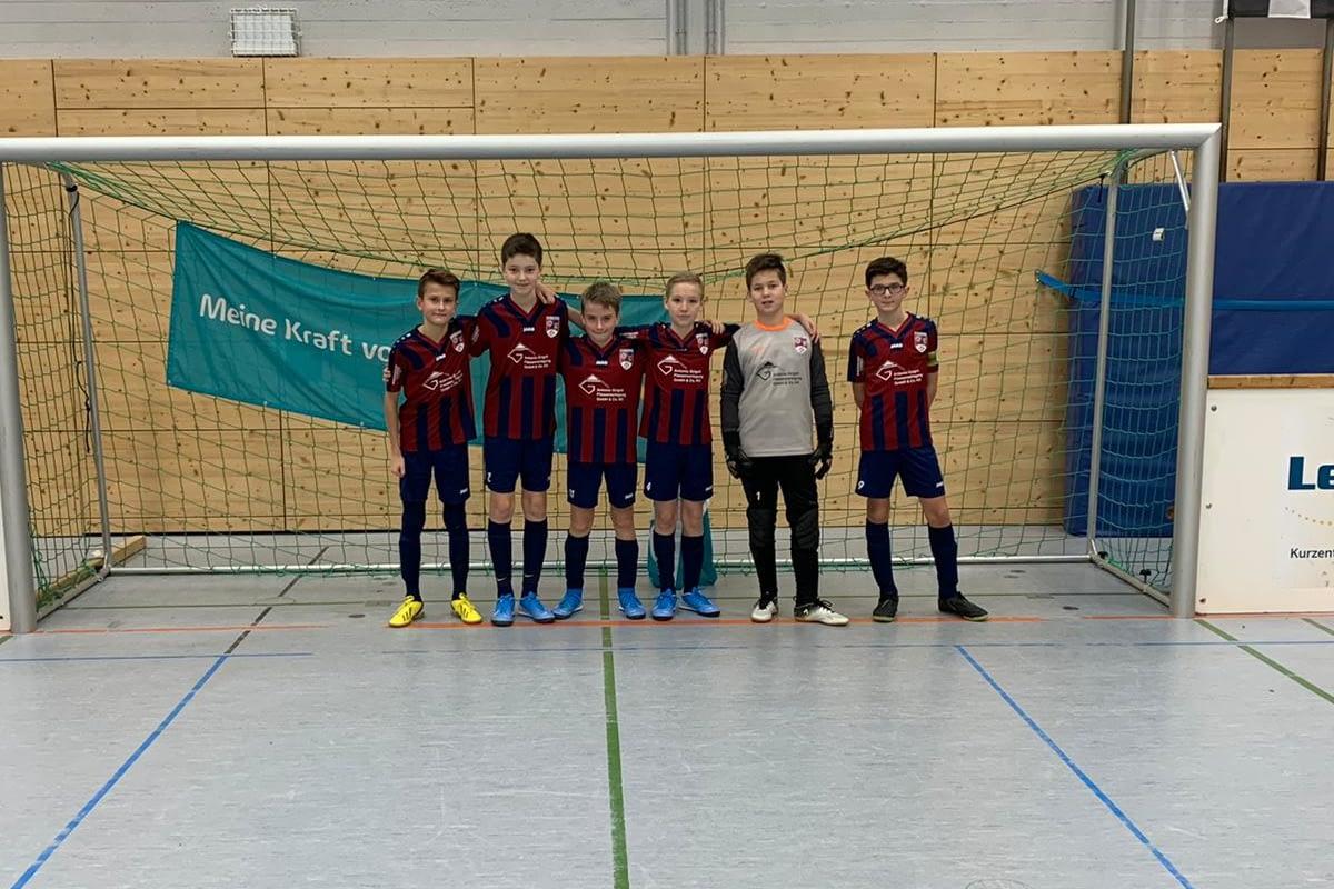 D-Junioren U13 - JSG Neitersen