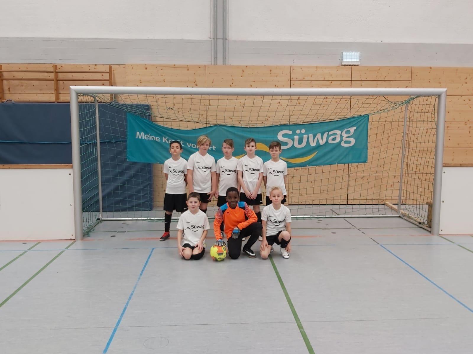 E-Junioren U10 - VfB Linz - Süwag Hallencup 2020