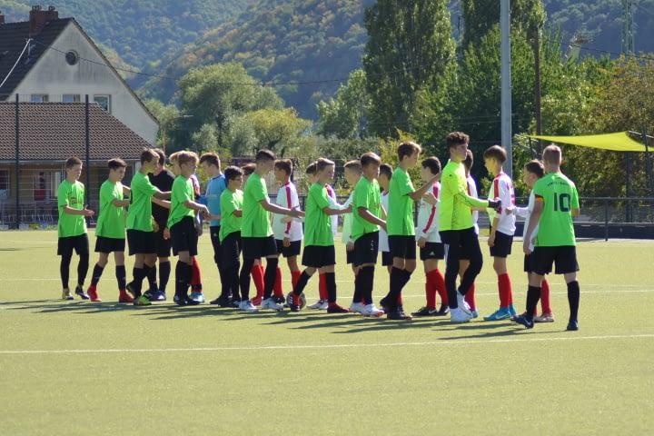 C-Junioren JSG Linz - JSG Asbach