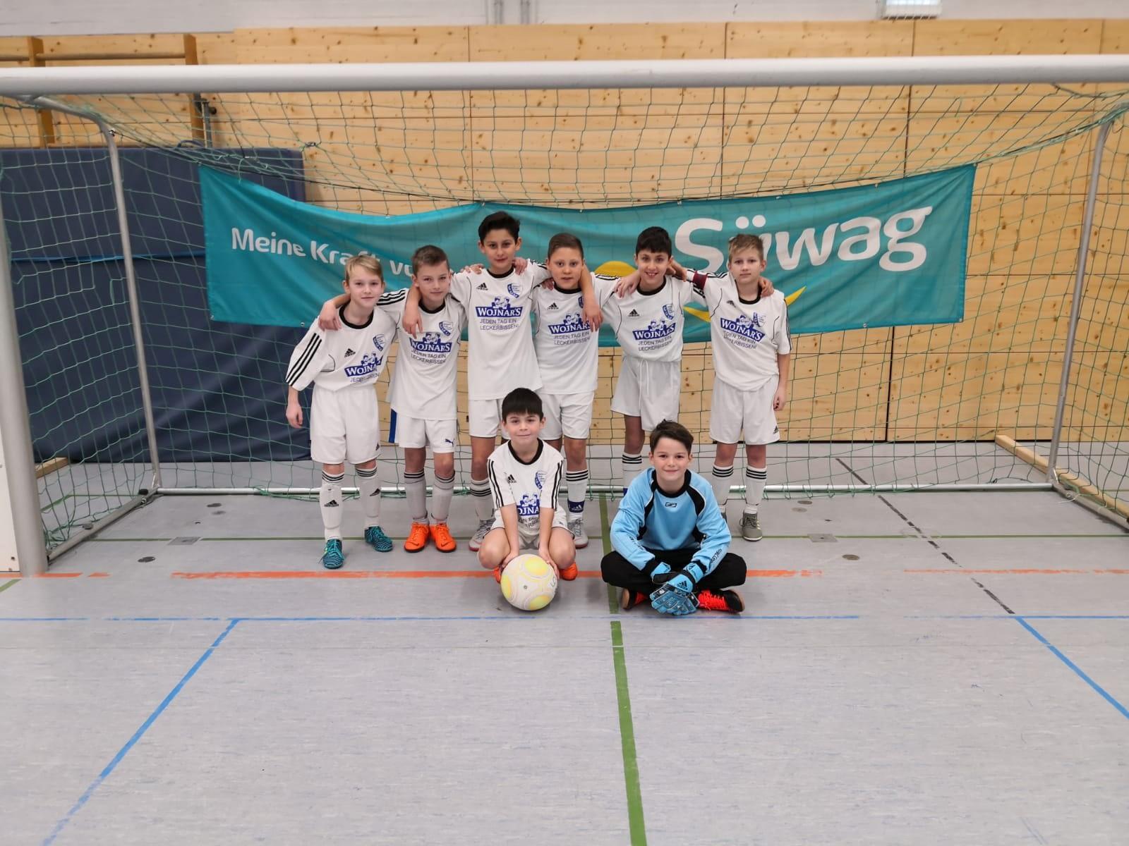 E-Junioren U11 - Spvgg EGC Wirges - Süwag Hallencup 2020