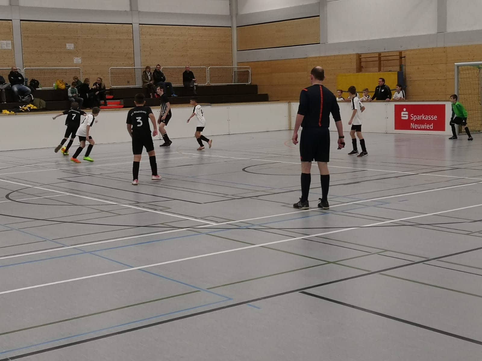 D-Junioren U12 - Süwag Hallencup 2020