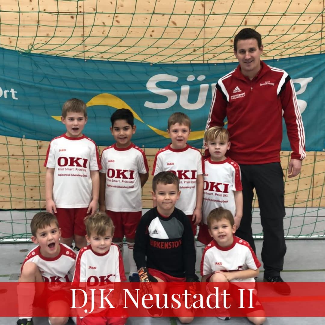 Bambinis - DJK Neustadt II