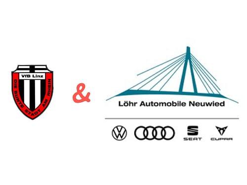 VW kaufen und gleichzeitig den VfB Linz unterstützen