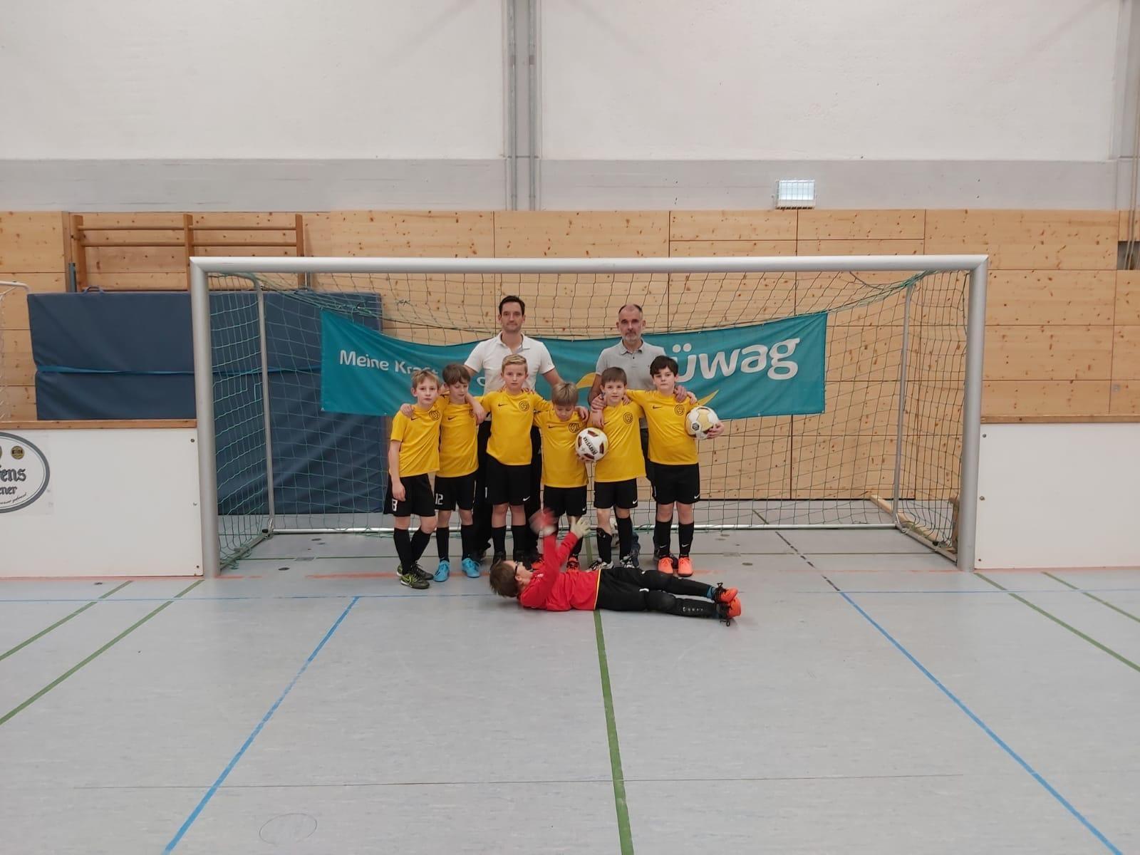 E-Junioren U10 - FC Arzheim - Süwag Hallencup 2020