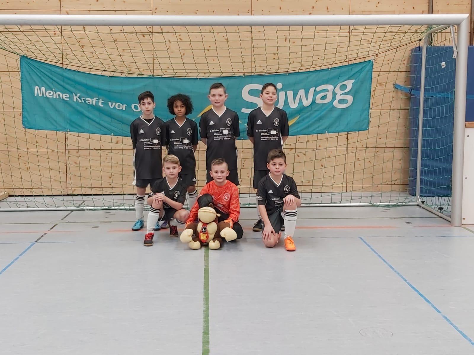 E-Junioren U10 - SC Schwarz-Weiss Köln - Süwag Hallencup 2020