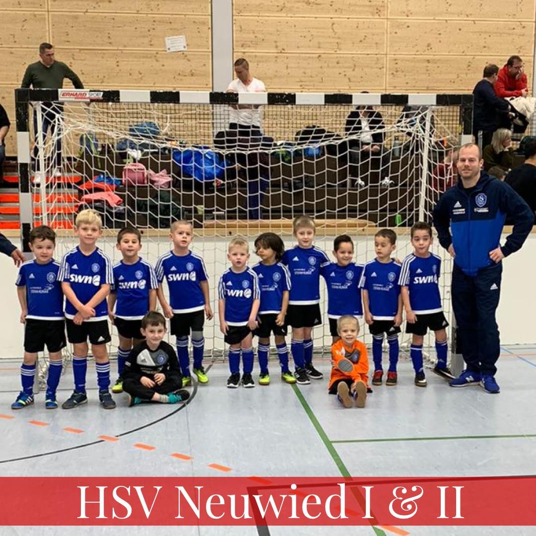 Bambinis - HSV Neuwied I & II