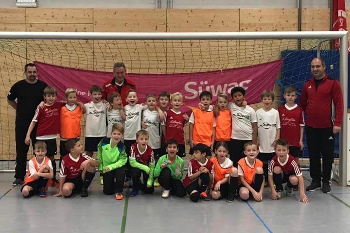 VfB Linz - Süwag Hallencup 2019 - F-Junioren