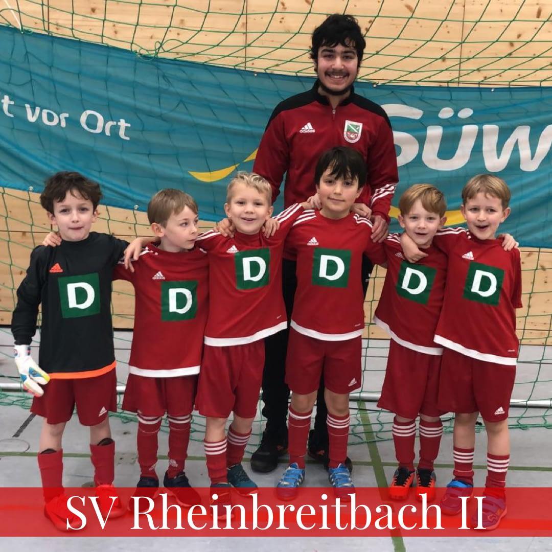 Bambinis - SV Rheinbreitbach II