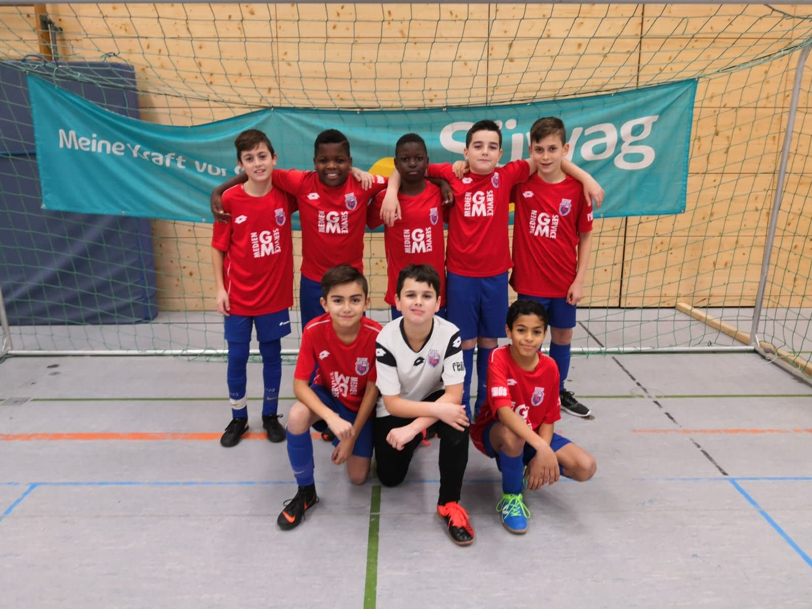 E-Junioren U11 - Bonner SC - Süwag Hallencup 2020
