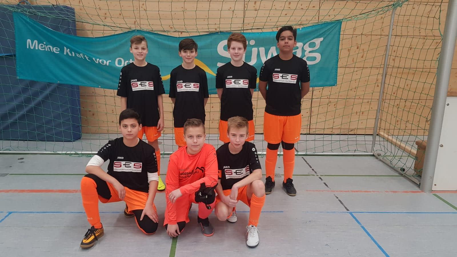 D-Junioren U12 - JSG Remagen