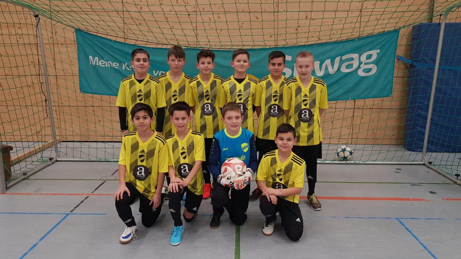 D-Junioren U12 - 1. FC Spich