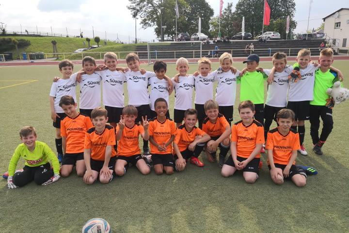 F1-Junioren: VfB Linz - JSG Niederbreitbach