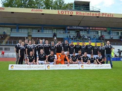 VfB Linz zeigt sich von seiner besten Seite