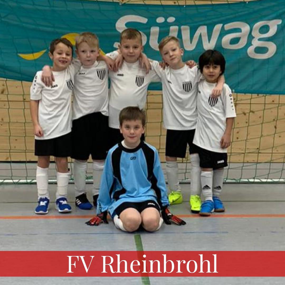 F-Junioren - FV Rheinbrohl
