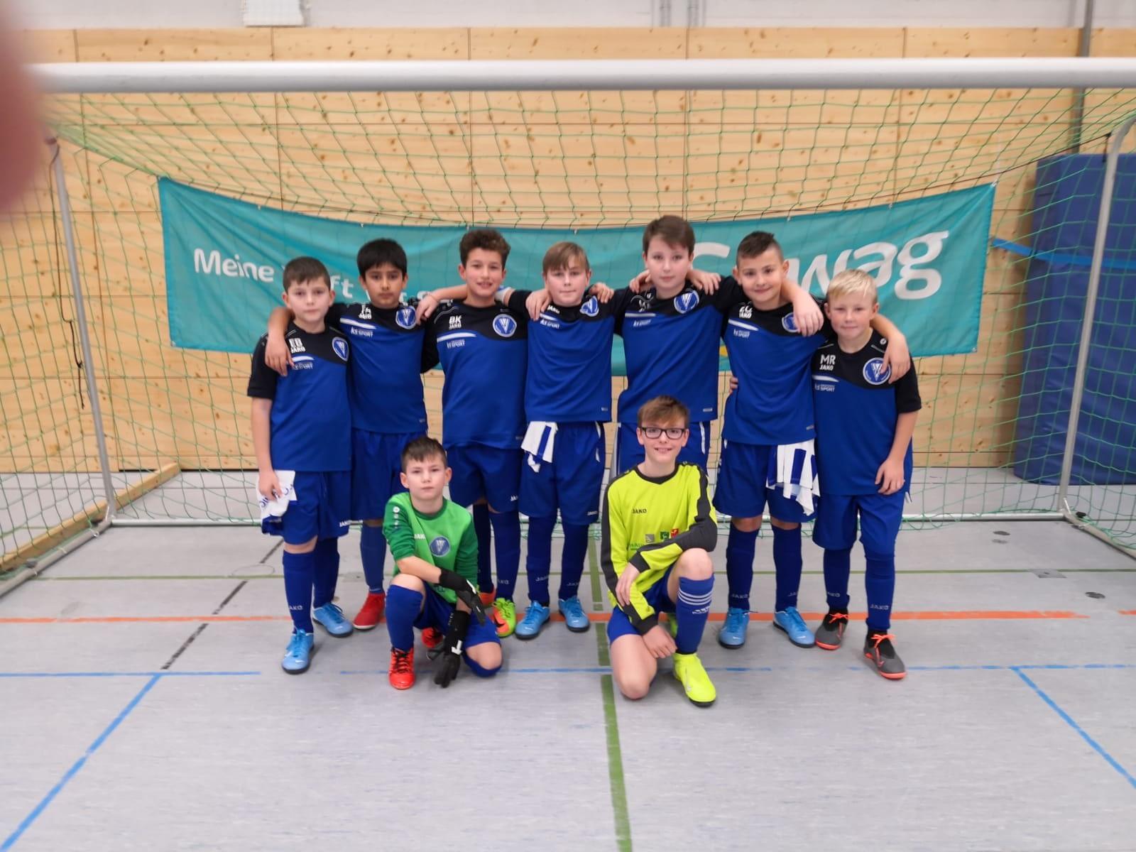 E-Junioren U11 - FC Germania Metternich - Süwag Hallencup 2020