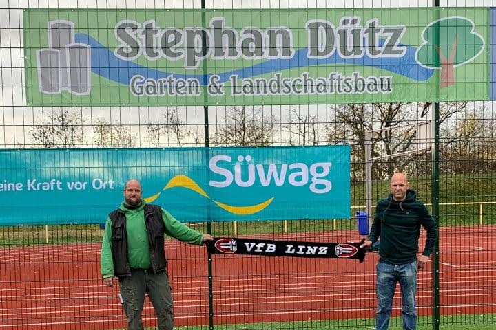 Sponsor Stephan Dütz