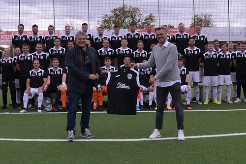 Langjährige Sponsoren bleiben dem VfB treu