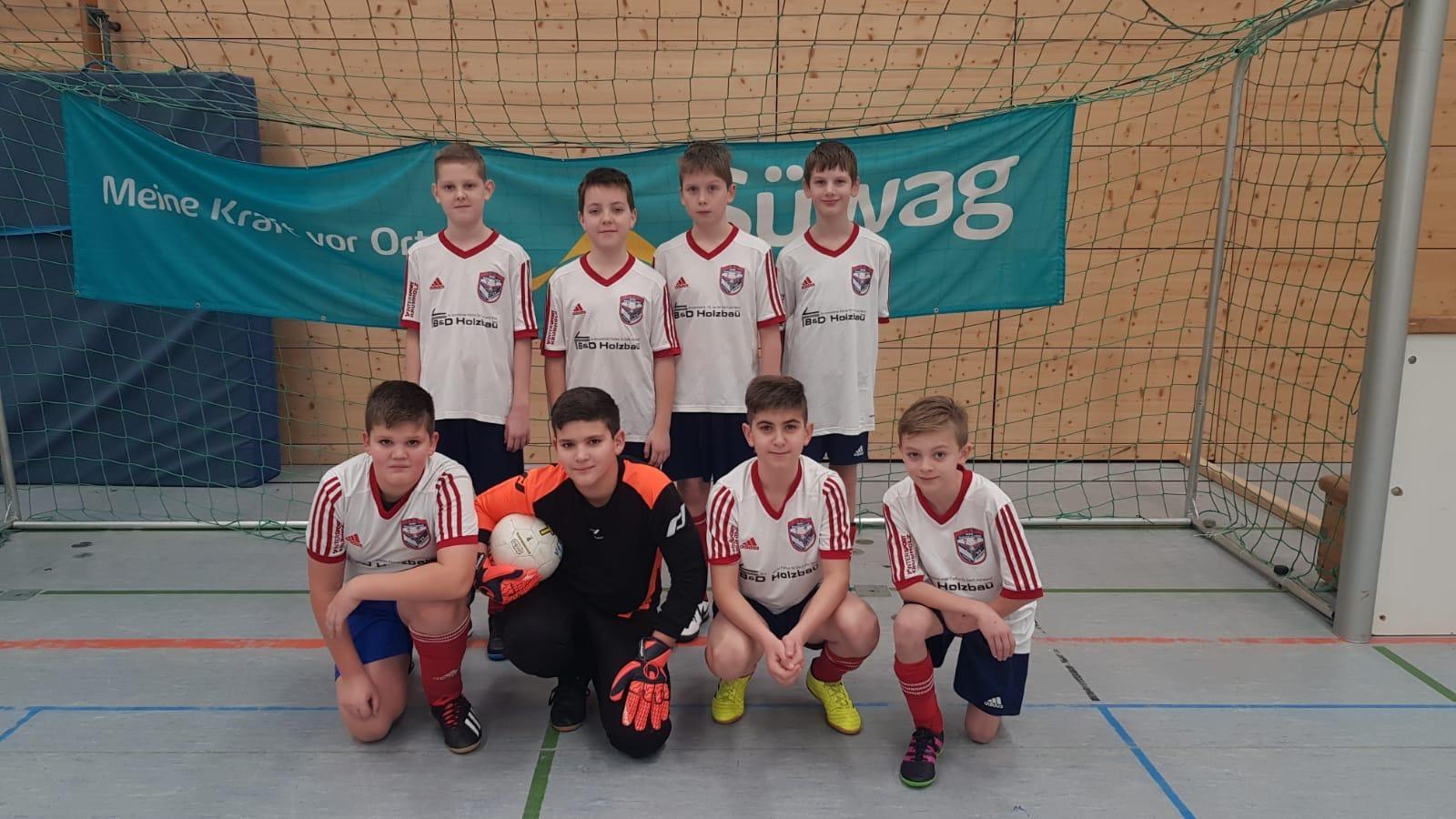 D-Junioren U12 - JSG Güllesheim II