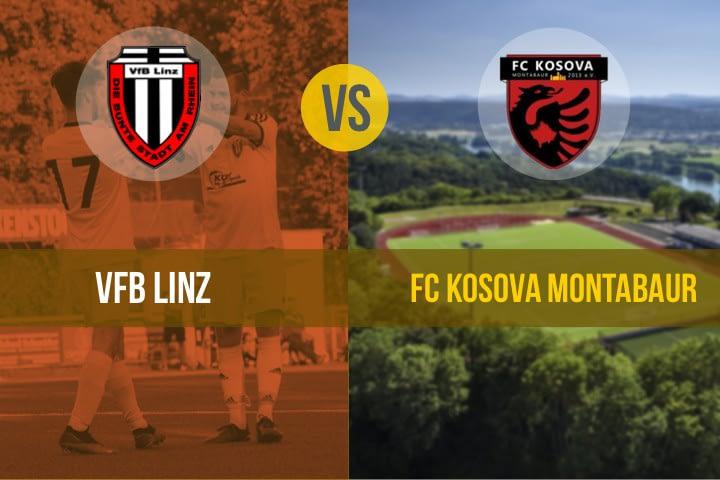 VfB Linz - FC Kosova Montabaur Teaser