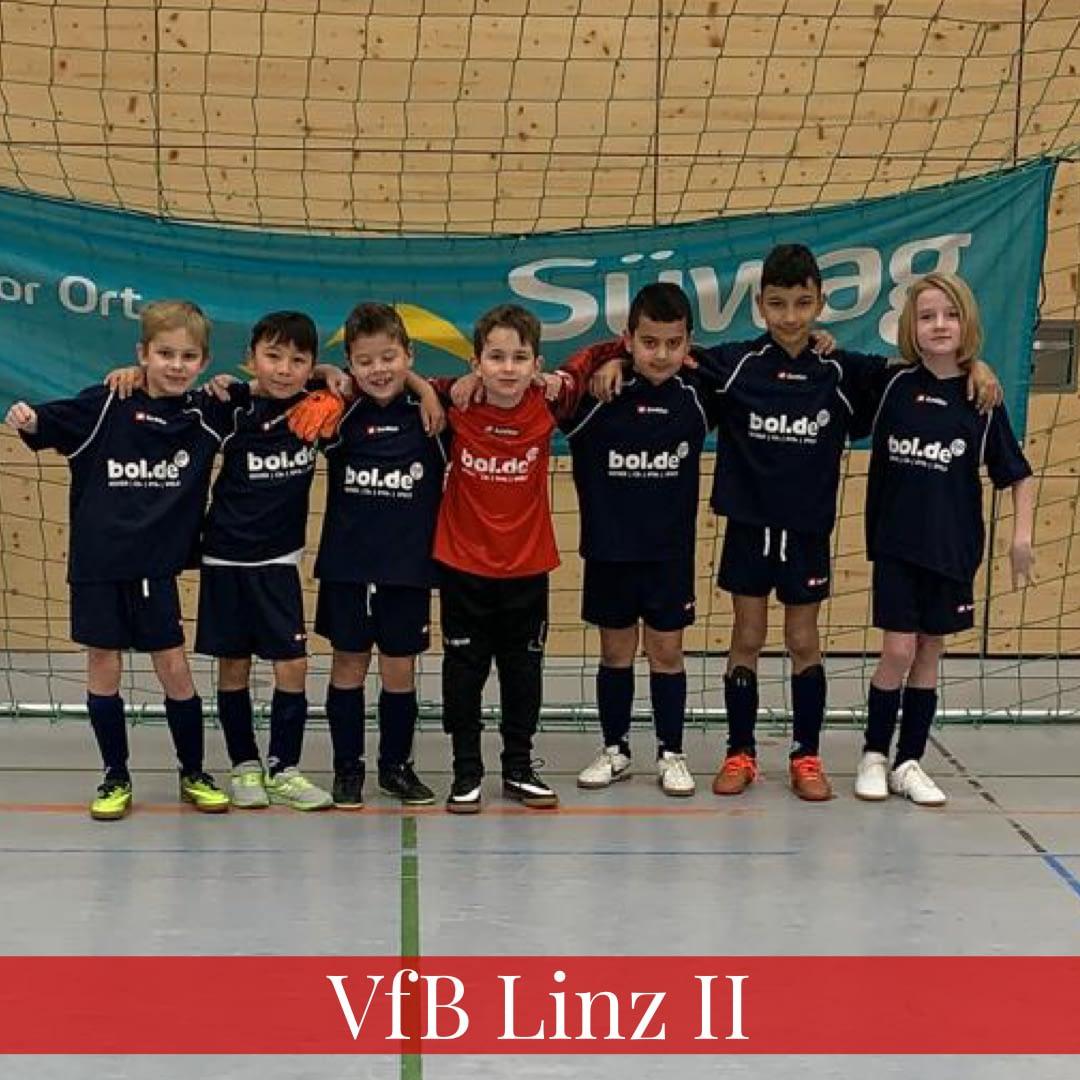 F-Junioren - VfB Linz II